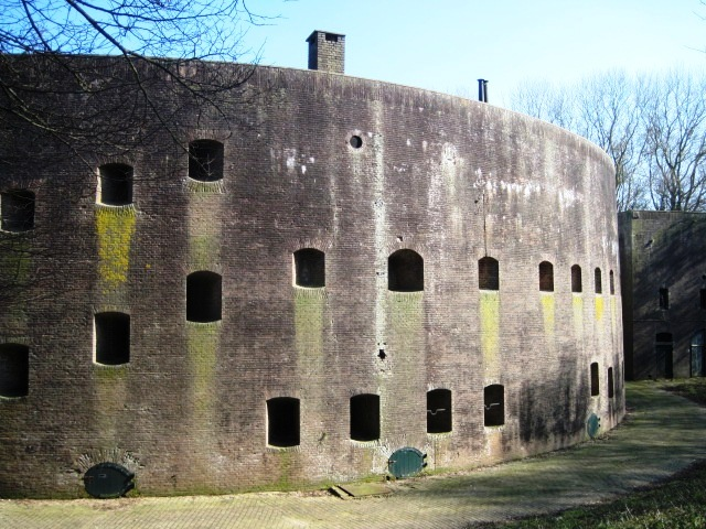 Fort Honswijk (Foto: M. Oehlrich)