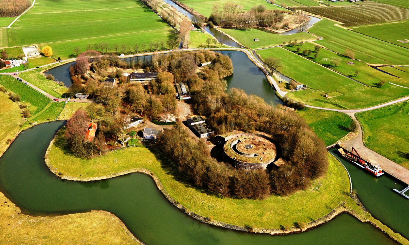 Fort Honswijk (Foto: Internet)